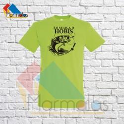 Marškinėliai TAI NE LIGA, O HOBIS