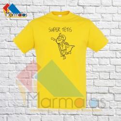 Marškinėliai SUPER TETIS