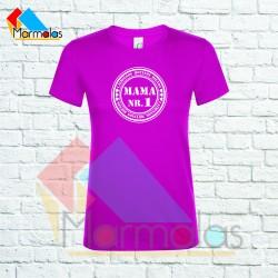 Marškinėliai MAMA NR 1