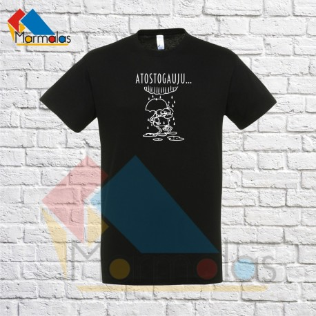 Marškinėliai ATOSTOGAUJU