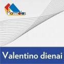 VALENTINO DIENOS puodelis